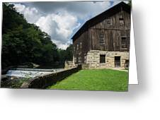 Mcconnells Mills Greeting Card