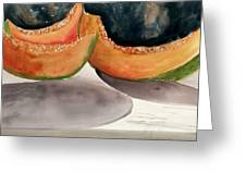 Melons Greeting Card