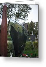 Memorial At Falcos Grave Greeting Card