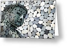 Mineral Daibutsu Greeting Card