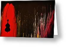 Mingus Greeting Card