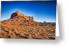 Monument Valley -utah V5 Greeting Card