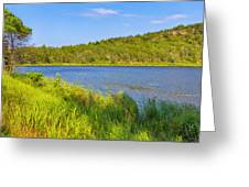 Mount Desert Island Greeting Card