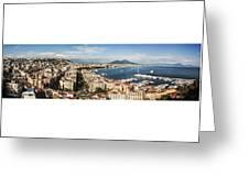Naples Greeting Card