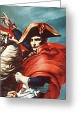 Napoleon Bonaparte (1769-1821) Greeting Card