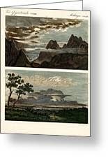 Natural History Of The Clouds Greeting Card