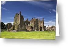 Neath Abbey Greeting Card