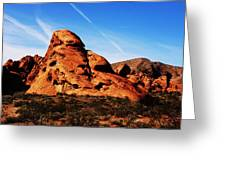 Nevada - Valley Of Fire Greeting Card