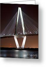 New Cooper River Bridge Greeting Card