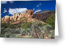 New Mexico Landscape Greeting Card