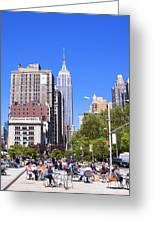 1-new York City Greeting Card