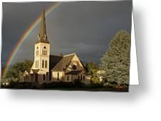 Newman United Methodist Church Greeting Card