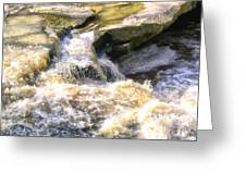 Niagara Escarpment 2 Greeting Card