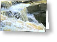 Niagara Escarpment 4 Greeting Card