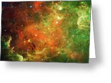 North America Nebula Greeting Card