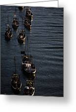 Oporto By River Greeting Card