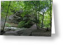 Ottawa Canyon Greeting Card