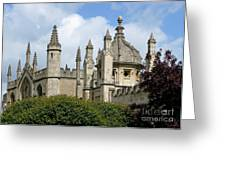 Oxford Spires Greeting Card