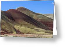 Painted Hills Of Oregon Greeting Card