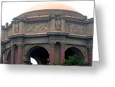 Palace Of Fine Arts 7 Greeting Card