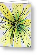 Pereskias Greeting Card