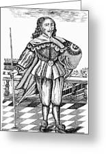 Philip Herbert, Fourth Earl Greeting Card