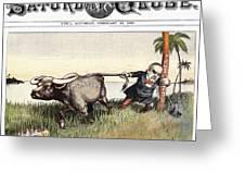 Philippine Insurrection Greeting Card