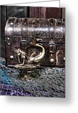 Pirates Of The Caribbean V7 Greeting Card