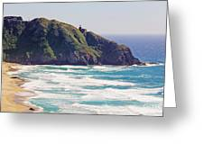 Point Sur Lighthouse Greeting Card