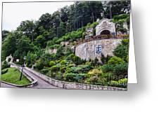 Poland - Monastery Of Discalced Carmelites In Czerna Greeting Card