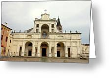 Polirone Abbey Greeting Card