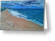 Pompano Beach Greeting Card