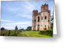 Powderham Castle Greeting Card