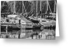 Presque Isle Marina 2013 Greeting Card
