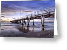 Ready Jetty Go Greeting Card by Shannon Rogers