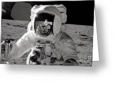 Reflecting Greeting Card