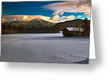 Rendezvous Greeting Card