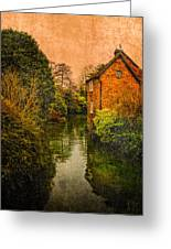River Kennet Greeting Card