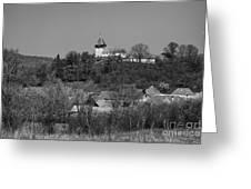 Rodbav Church Greeting Card