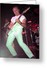 Ronnie Montrose Greeting Card