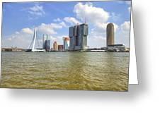 Rotterdam Greeting Card