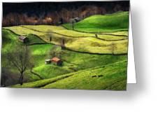 Rural Life Greeting Card