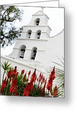 San Diego Mission Greeting Card