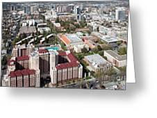 San Jose State University Greeting Card