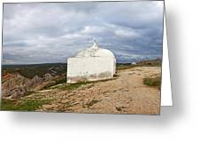 Santuary In Cape Edge Greeting Card