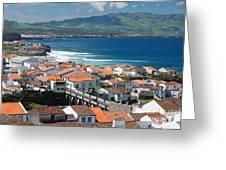 Sao Miguel Island Greeting Card