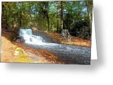 Serenity Creek Greeting Card