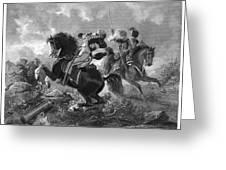 Siege Of Yorktown, 1781 Greeting Card