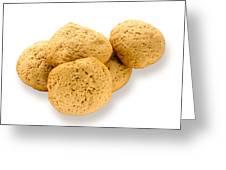 Simple Homemade Cookies Greeting Card