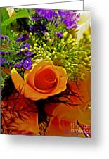 Simply Rose Greeting Card